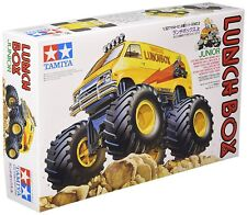 Tamiya #17003 1/32 Wild Mini 4WD Scale Model Kit Lunch Box Junior Jr Monster Van