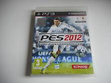 JEU PLAYSTATION 3 - PES 2012   Avec notice