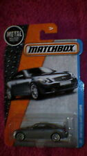 Matchbox (US Card) - 2016 - #32 Infiniti G37 Coupe - Metallic Grey