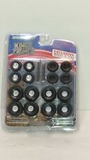 dcp/greenlight king of crunch wheel&tire set new in box 1/64