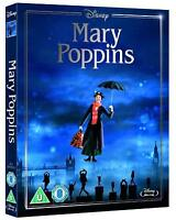 MARY POPPINS [Blu-ray] (1964) Julie Andrews, Dick Van Dyke Disney Original Movie