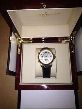 Ulysse Nardin GMT Big Date dual time 42mm 18kt Rose Gold watch Model: 246-55/31
