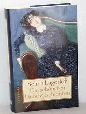 SELMA LAGERLÖF - Die schönsten Liebesgeschichten