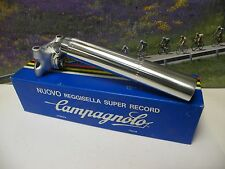Campagnolo Nuovo Super record seatpost 26.6 mm new in box.