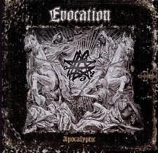 EVOCATION - Apocalyptic - CD - 163615