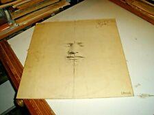 """ROY HARPER """"LIFEMASK"""" 1973 HARVEST SHVL 808 prima stampa GIMMICK COVER"""