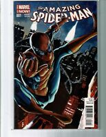 AMAZING SPIDER-MAN #1  VARIANT   Near Mint   FREE SHIP First Silk Buy It Now