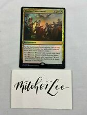 MTG Magic The Gathering - FOIL Gadwick, the Wizened  - Throne of Eldraine