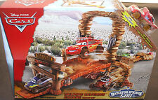 Disney Pixar CARS Tailpipe Caverns Escape RS 500 1/2 Off-Road Track Set Playset