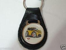 Mini Cooper Keychain Leather Key Chain (#436)