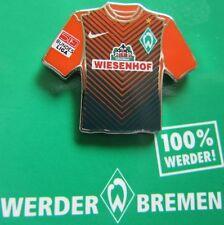 Werder Bremen  Pin / Pins: Trikot Pin - orange - Wiesenhof -  Sondertrikot