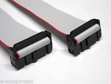 Cavo Piatto Flat Cable 16 poli con 2 connettori femmina - lunghezza 150 cm