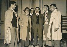 CGT Ministère Travail 1938 - MM. Coquel Reynaud Sorel Yvernet Lalande... -  263