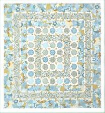 Sand Dollars machine piecing quilt pattern by Vicki Bellino of Bloom Creek