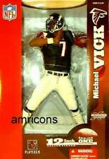 QB Michael Vick NFL 12 Inch Series 1 New 2003 McFarlane Sports