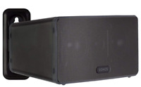 Sonos Play 3 Speaker Wall Mount Stand Pivot Tilt Rotate Horizontal or Portrait