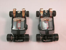 AURORA TOMY AFX 2 TURBO WIDE BAR MAGNET CHASSIS~NEW REAR GEARS & REAR SILICONES3