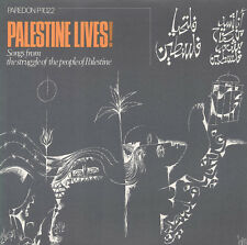 Various Artists - Palestine Lives / Various [New CD]