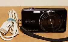 SONY CYBER-SHOT WX-50. Only has Japanese language menu. Camera works great.