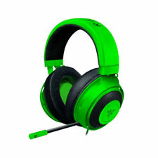 Razer Kraken Over the Head Headphone-Green