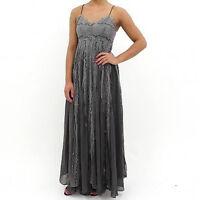 BNWT Religion Angel Lace Boho Maxi Dress in Jet Black