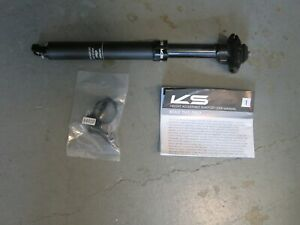 KS Dropper seatpost with remote,27.2