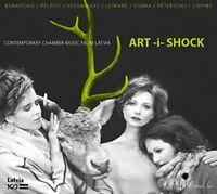 Trio Art-i-Shock - Art-i-Shock: Contemporary Chamber Music from Latvia [CD]