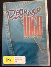 DEGRASSI HIGH: SEASON TWO [2 DVD SET] SECOND SERIES