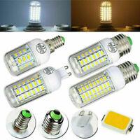 E27 E14 G9 Mais LED Glühbirne 5W-18W Leuchtmittel 5730SMD Licht Birne 220V Lampe
