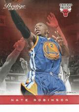 2012 13 Panini Prestige #116 Nate Robinson Chicago Bulls NM NBA Trading Card
