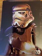 2017 Star Wars 40th Anniversary #180 The Sandrooper Art by Brian Rood