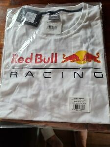 Red Bull Racing Herren T-Shirt weiß von Puma xxl