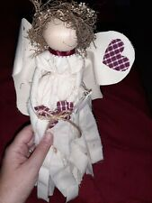 Simple Blessings Doll By Zoe Worrell