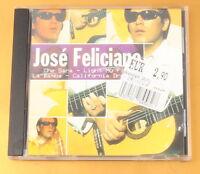 JOSE' FELICIANO - 2001 FOREVER GOLD - OTTIMO CD [AD-125]