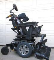 Quantum Edge 2.0 Power Wheelchair Elevate iLevel Compatible  (LOCAL PICK UP)