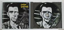Peter Gabriel  ** Peter Gabriel III ** CD USATO nM/nM - limited picture disc