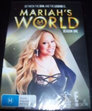 Mariah's World (Mariah Carey) (Australia Region 4) DVD - NEW