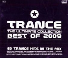Various Artists : Trance - The Ultimate Collection: Best of 2009 CD 3 discs