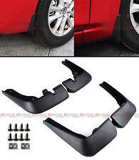 For 2014-2016 Mazda3 Hatchback Axela 4pcs Front & Rear Splash Mud Flaps Guards
