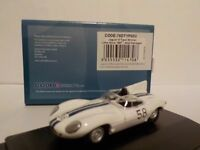 Jaguar D Type, Walt Hansgen, Model Cars, Oxford Diecast 1/76