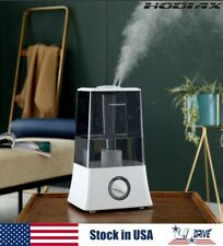 4.5L Tank Cool Mist Air Purifier Aroma Diffuser Ultrasonic Humidifier Room Home