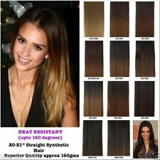 Clip-In Ombré Hair Extensions