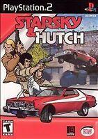 Disc only Starsky & Hutch (Sony PlayStation 2, 2003) ps2