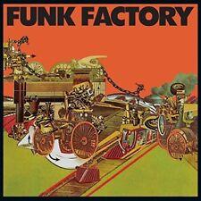 Funk Factory Funk Factory (Hol) vinyl LP NEW sealed