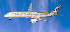1/200 Etihad Airways B787-9 A6-BLJ Engines with F1 logo New Color