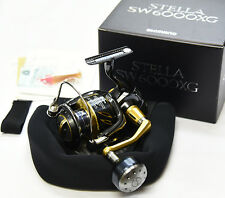 SHIMANO STELLA SW 6000XG Spinning Reel  From Japan
