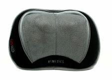 Homedics 3D Shiatsu and Vibration Massage Pillow with Heat - Black
