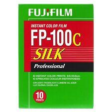 Fujifilm FP-100 C Seta 1 Pellicola Mhd / Data Scadenza 08/2018 gli Ultimi