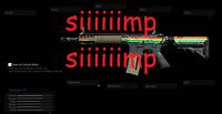 COD MODERN WARFARE PS4/XBOX ONE/PC OBSIDIAN/RAINBOW/AMBASSADOR (3 weapons)