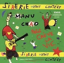 Siberie m etait contee (2xLP/+ von Manu Chao (2013)